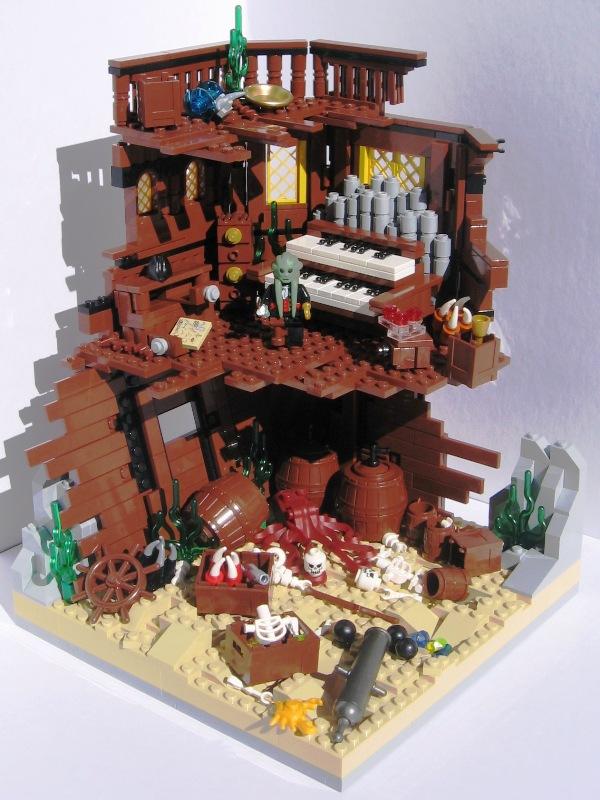Davy Jones' Locker C1