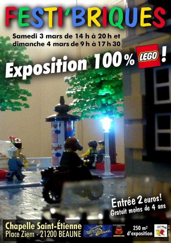 [Exposition] Petit Festi'Briques à Beaune (21) les 3 & 4 mars 2012 Festi_briques_beaune