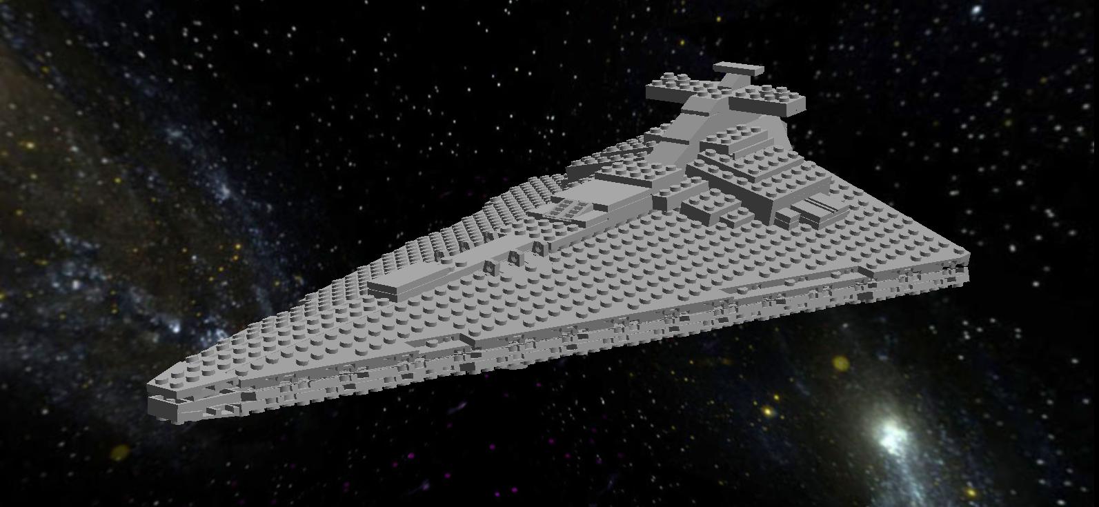 Constitution-class Heavy Cruiser Procurator-1