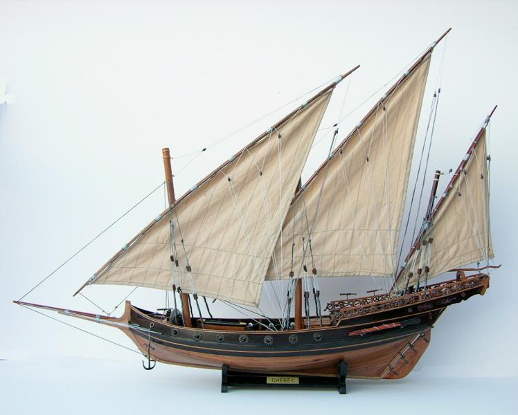 Rigging DE Sails Aa