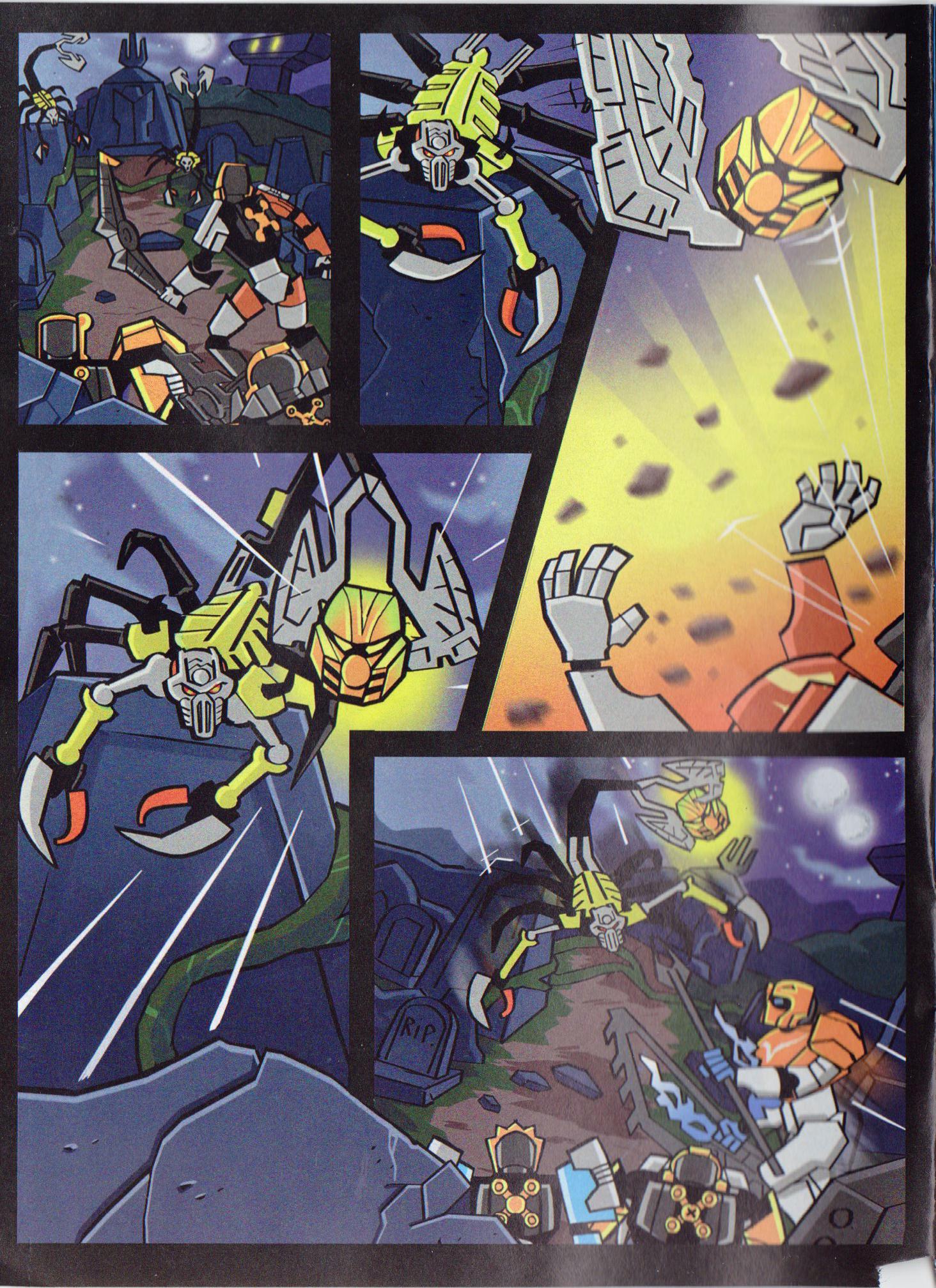 [Produits] Récapitulatif des ensembles de l'été - Page 3 Bionicle_70794_comic