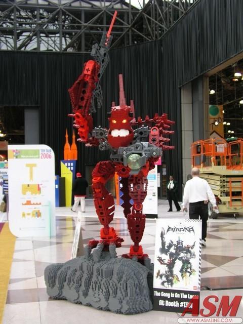 [Lego] Les sculptures en briques ! Lshakann1