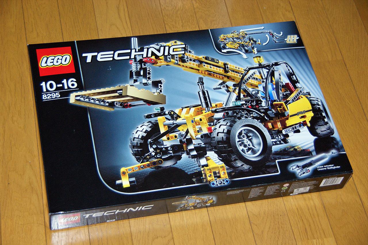 [Lego] LEGO TECHNIC - Page 6 8295-001