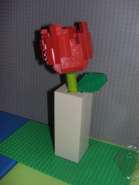 aresze's moc - flower Cimg2860