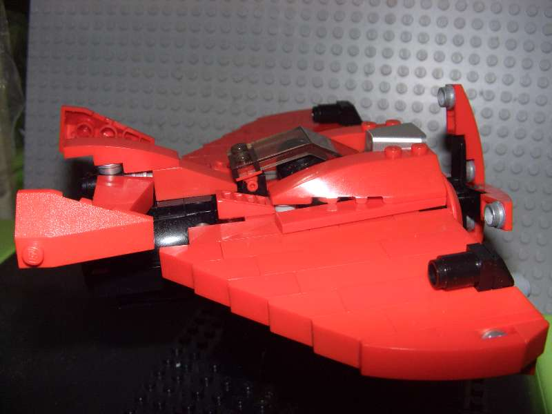 aresze's moc - Code Red 06