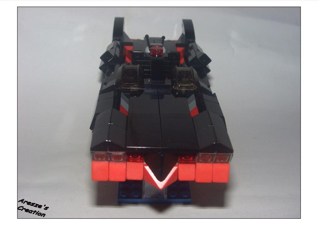 aresze moc - The flying batmobile 006