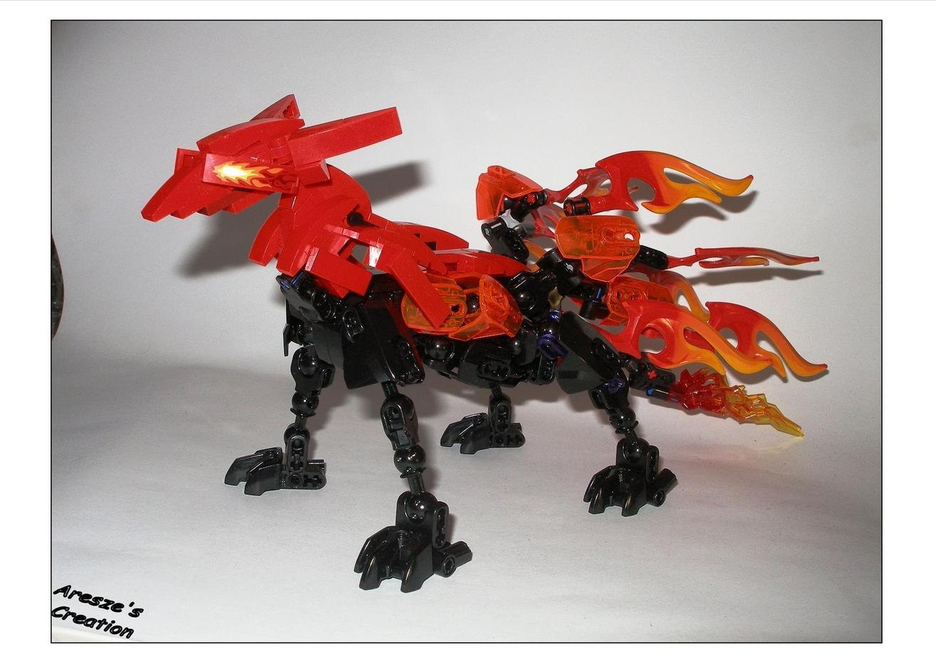 aresze moc - Nine-tailed Fox 002