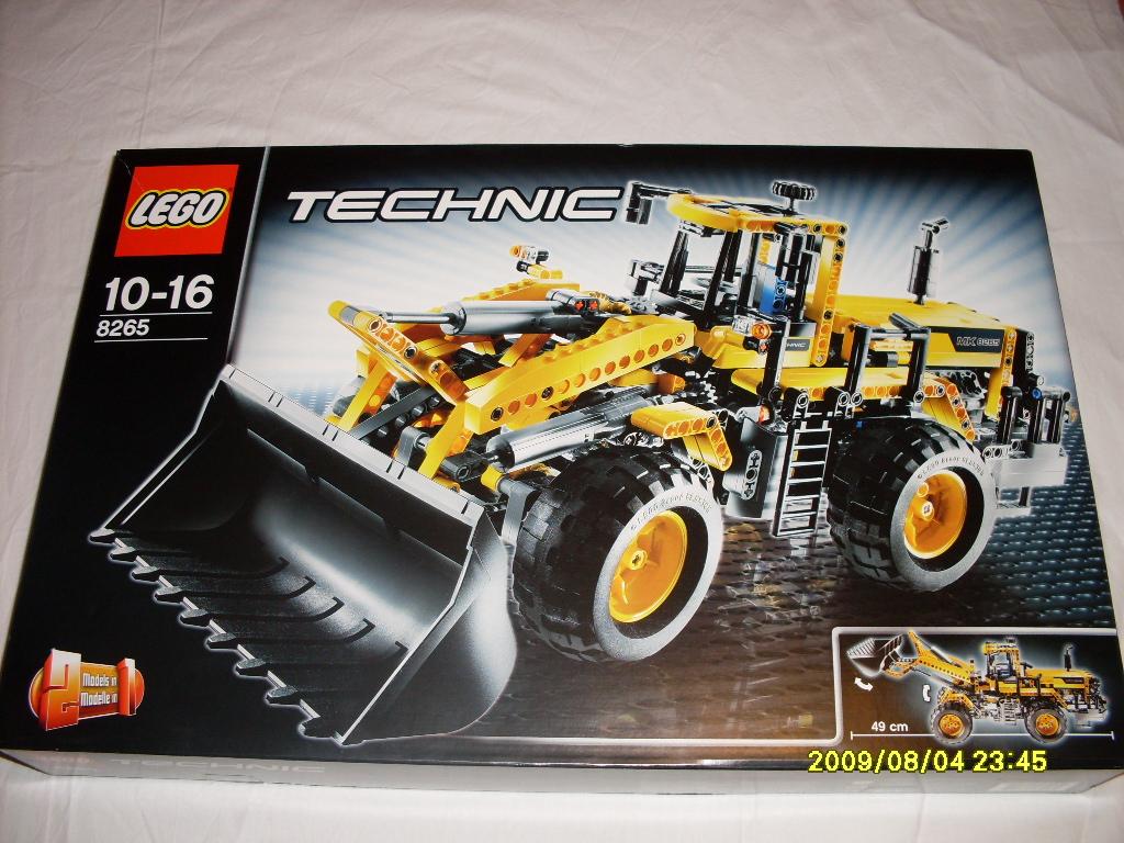 [Lego] LEGO TECHNIC - Page 6 Sdc11217