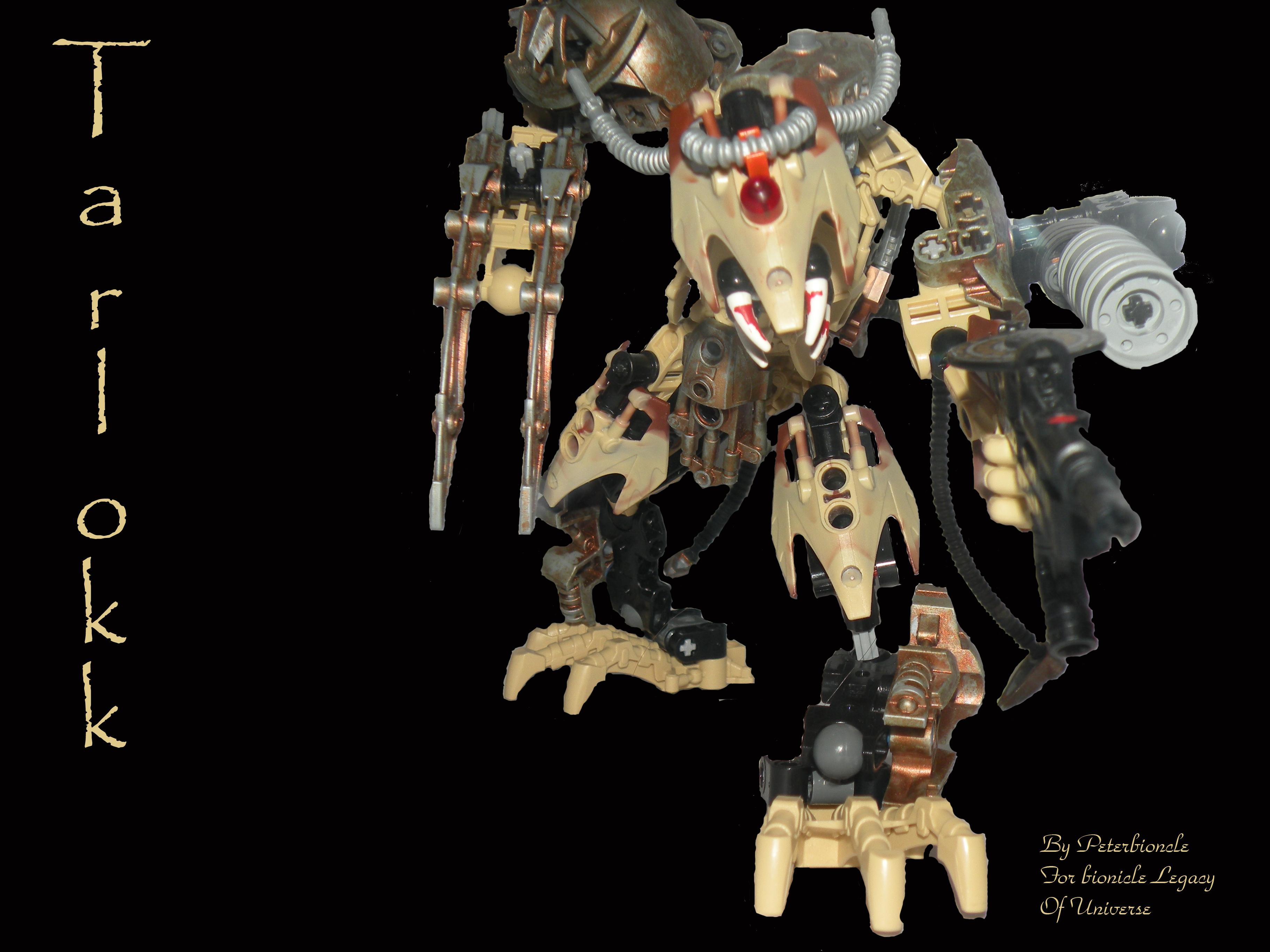 [MOC] Les nouvelles créations de Peterbionicle (annonce) - Page 12 00