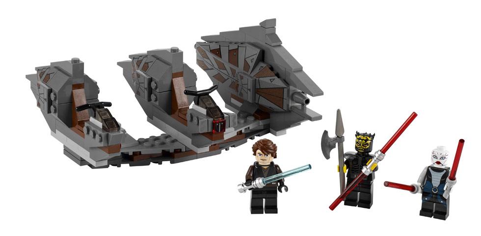2011 Star Wars Summer Sets 7957_dathomir_speeder