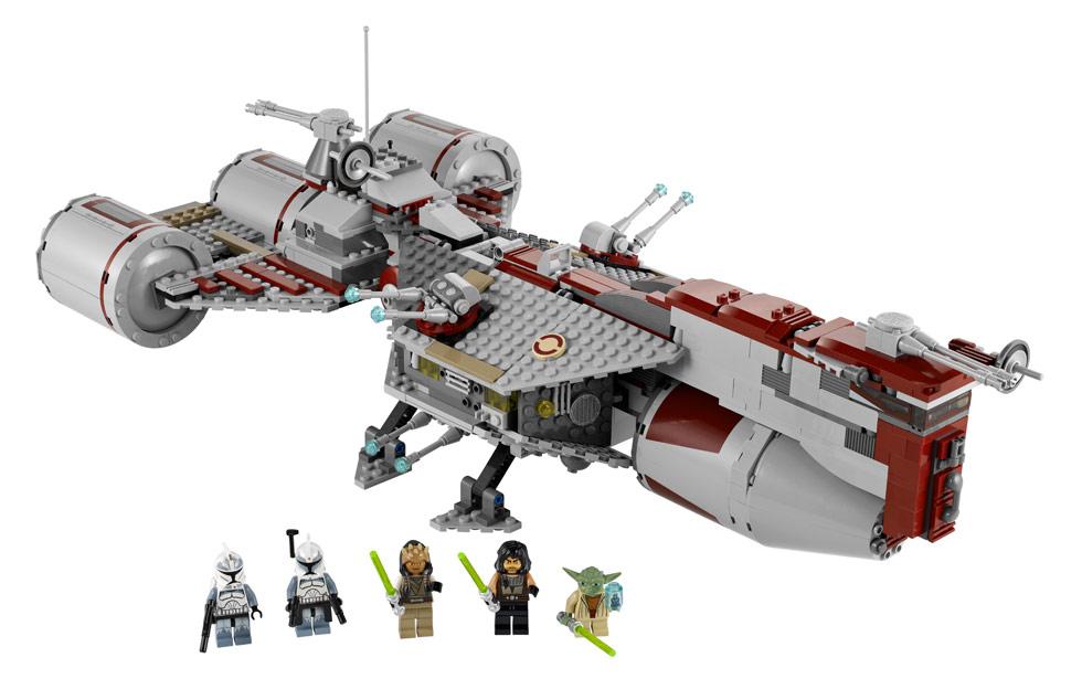 2011 Star Wars Summer Sets 7964_republic_frigate