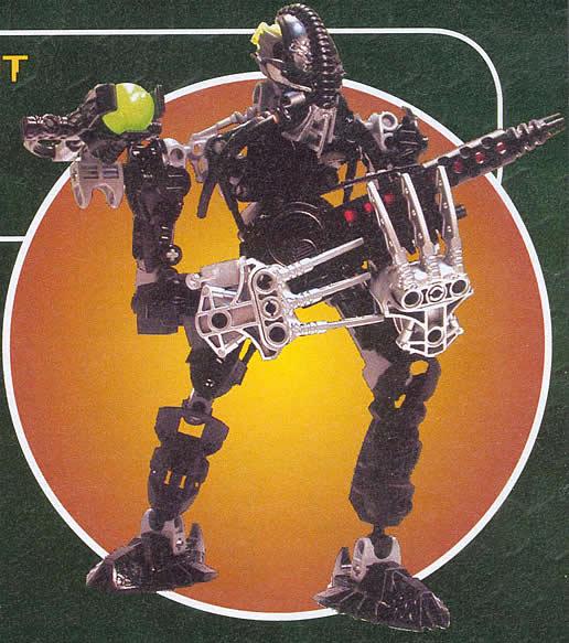 [Produits] Bionicle : Votre Toa Inika préféré ? Prototype_nuparu
