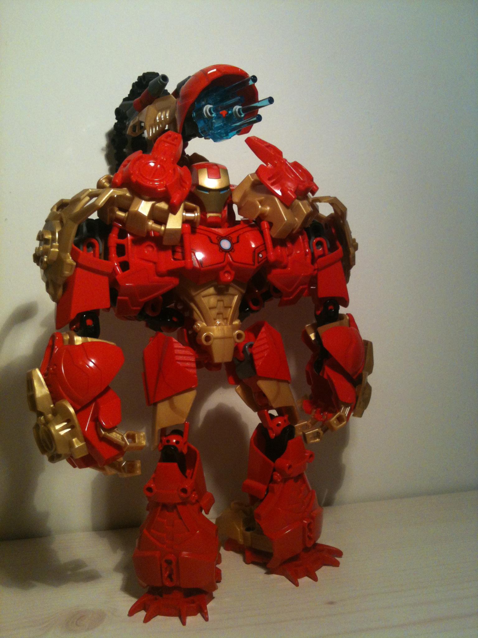 [MOC] Super Heroes: MK II armor Img_0694