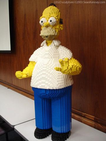 [Lego] Les sculptures en briques ! - Page 2 Brickfest05035