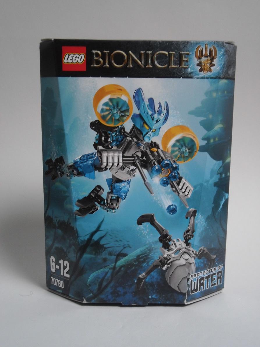 [Revue] LEGO Bionicle 70780 : Protecteur de l'Eau Pb240018