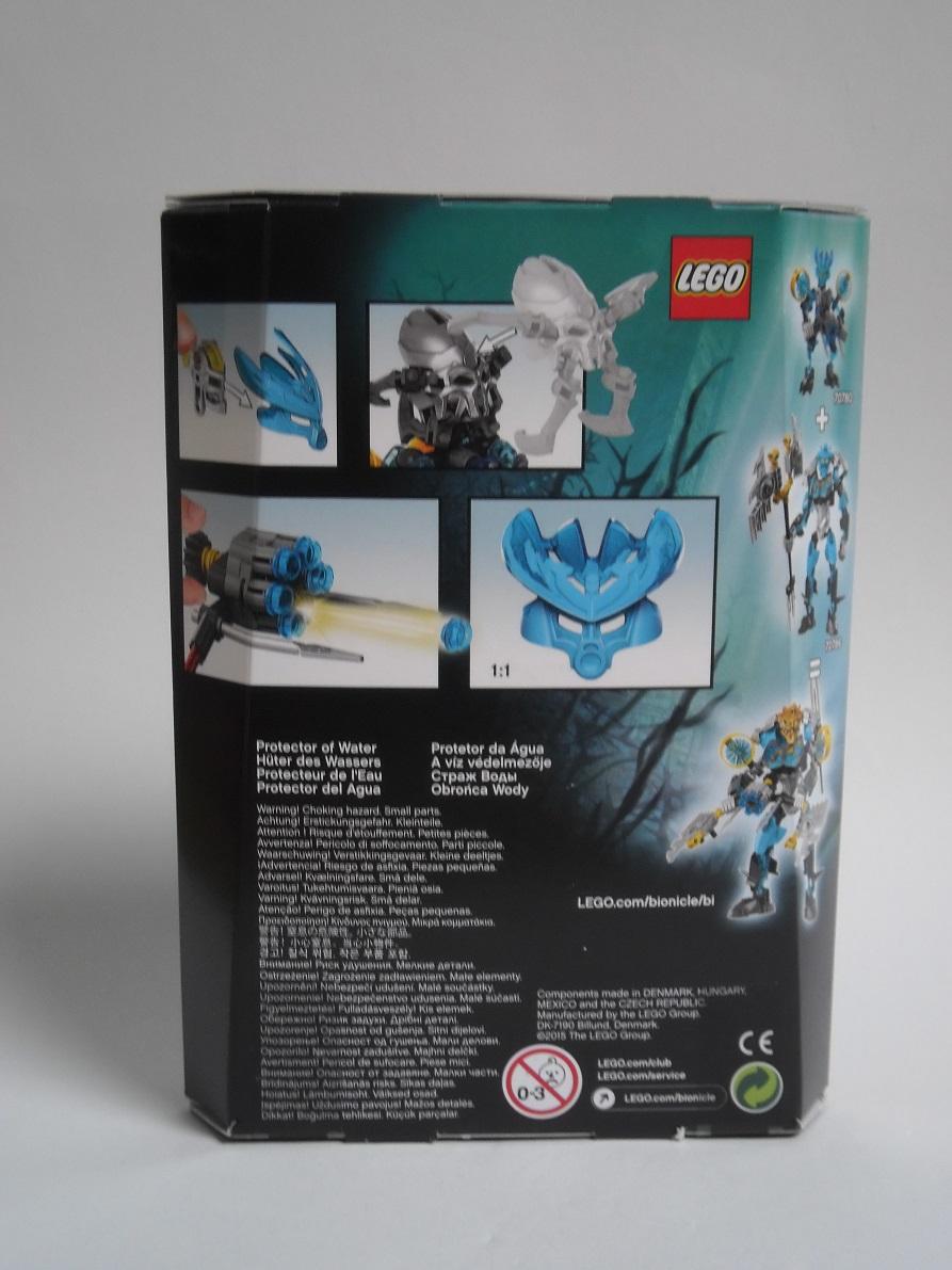 [Revue] LEGO Bionicle 70780 : Protecteur de l'Eau Pb240024