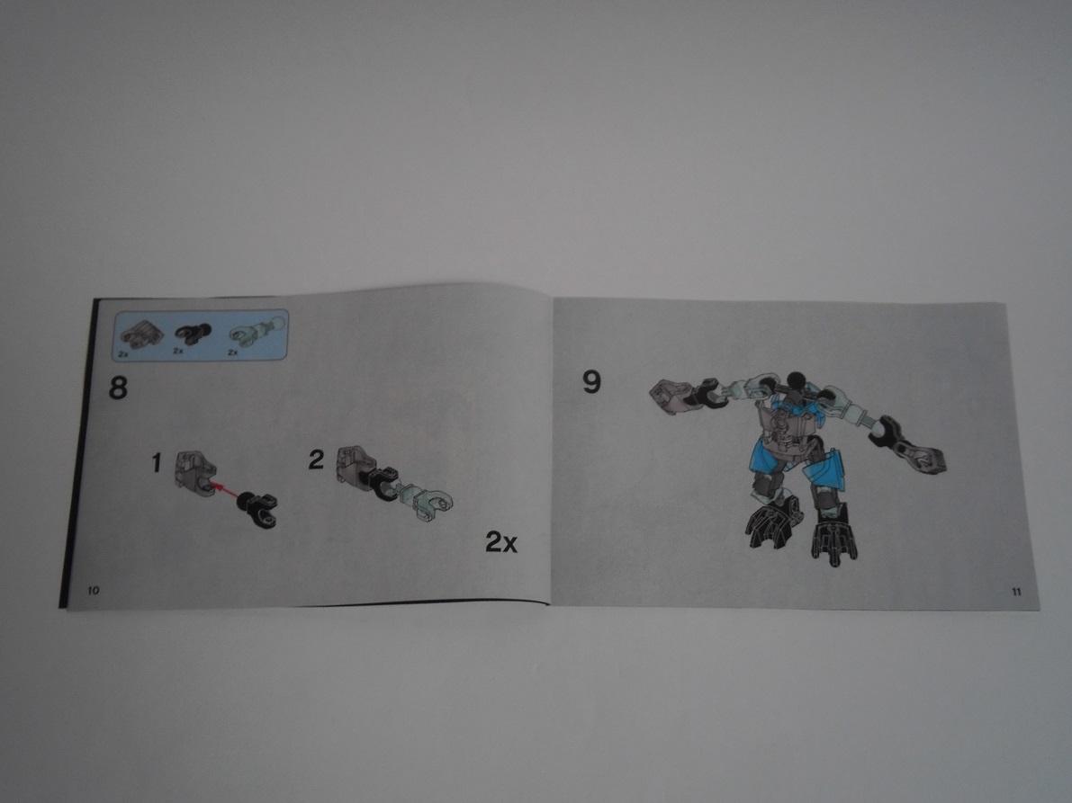 [Revue] LEGO Bionicle 70780 : Protecteur de l'Eau Pb240037
