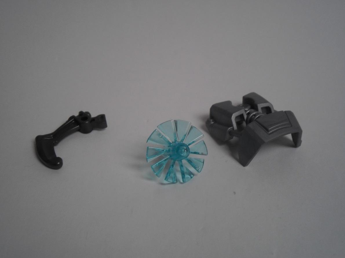 [Revue] LEGO Bionicle 70780 : Protecteur de l'Eau Pb240055