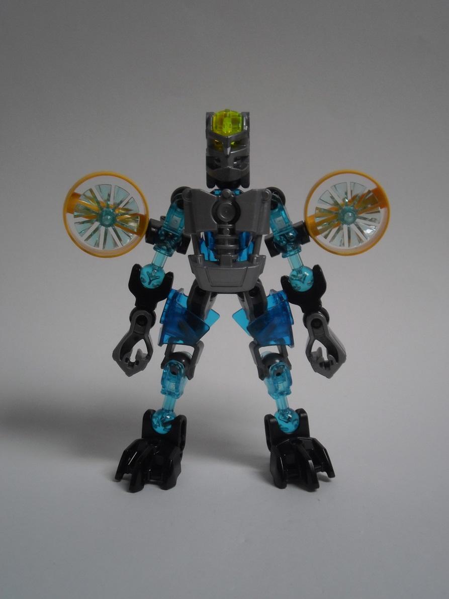 [Revue] LEGO Bionicle 70780 : Protecteur de l'Eau Pb240078