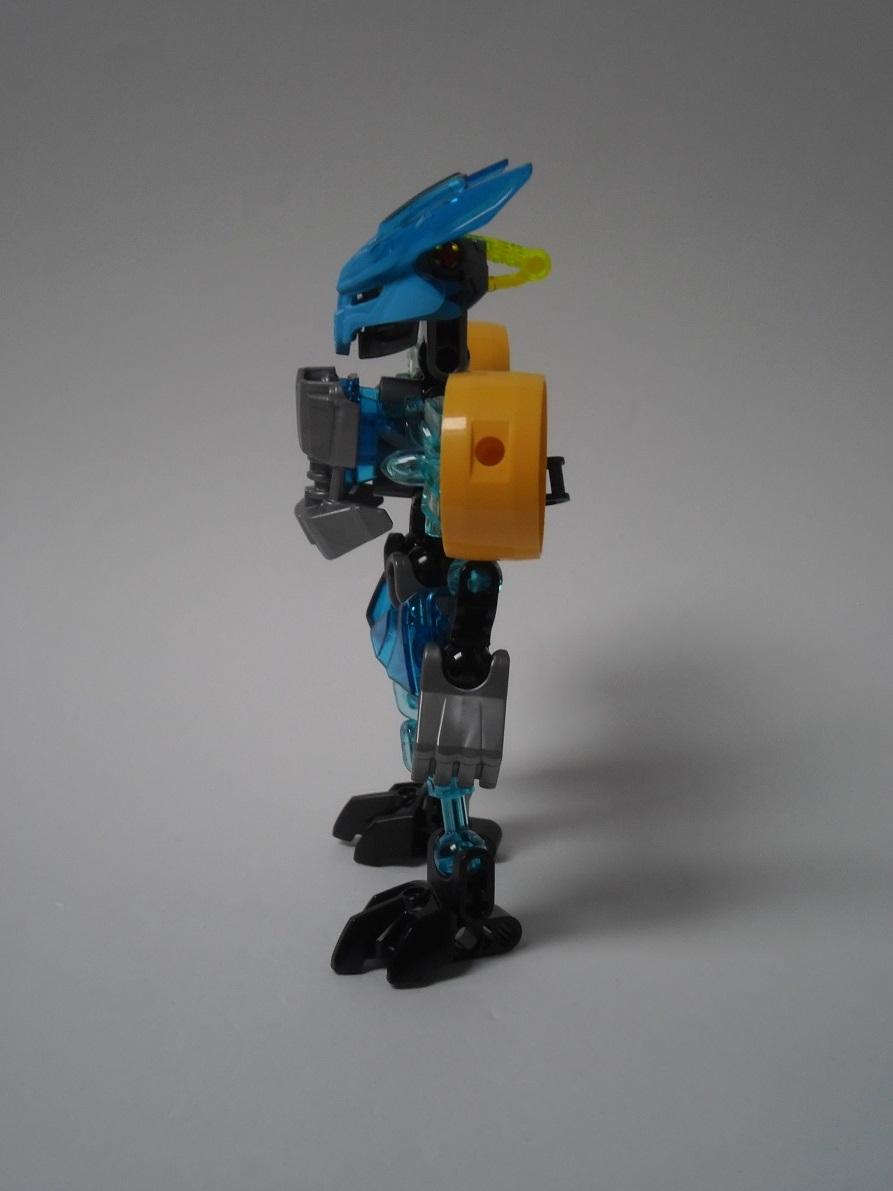 [Revue] LEGO Bionicle 70780 : Protecteur de l'Eau Pb240090
