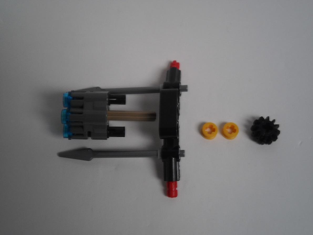 [Revue] LEGO Bionicle 70780 : Protecteur de l'Eau Pb240106