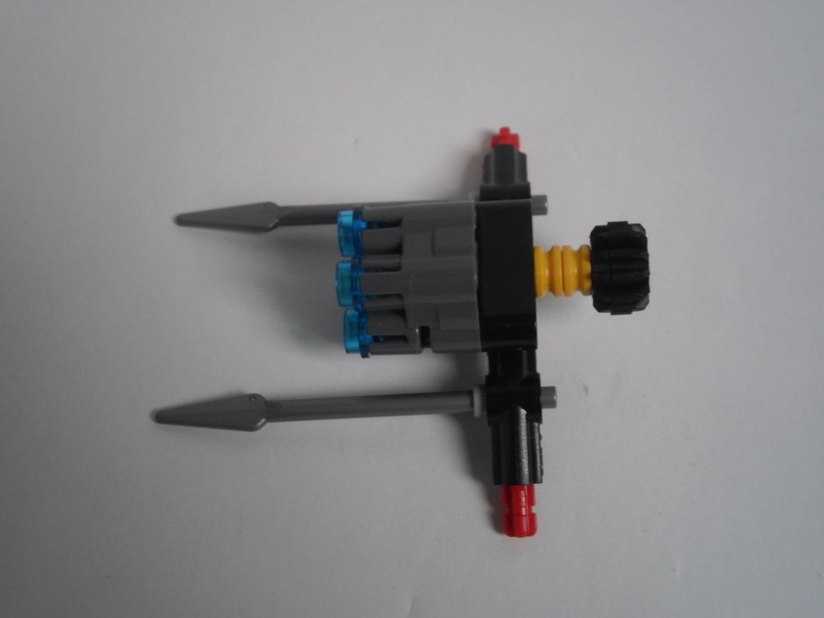 [Revue] LEGO Bionicle 70780 : Protecteur de l'Eau Pb240109