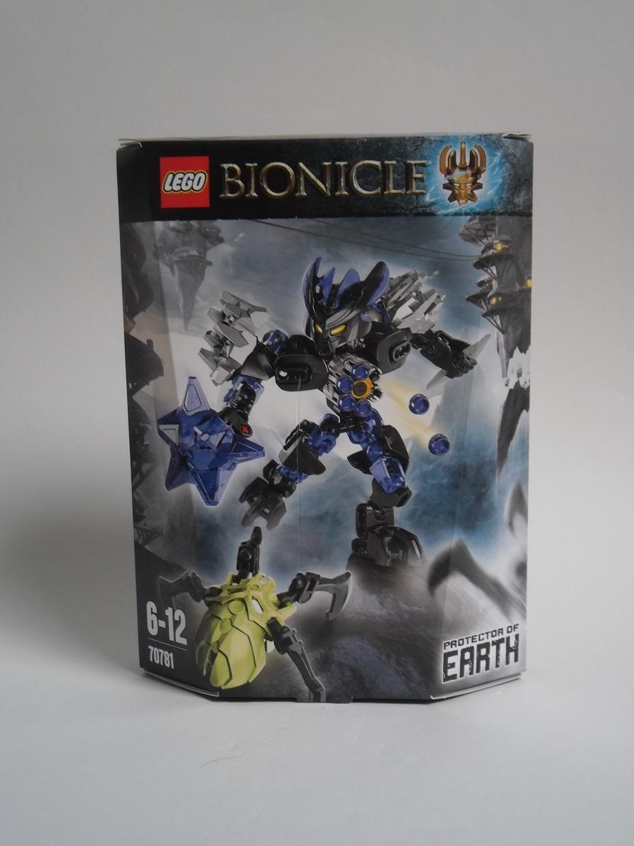 [Revue] LEGO Bionicle 70781 : Protecteur de la Terre Pb250023