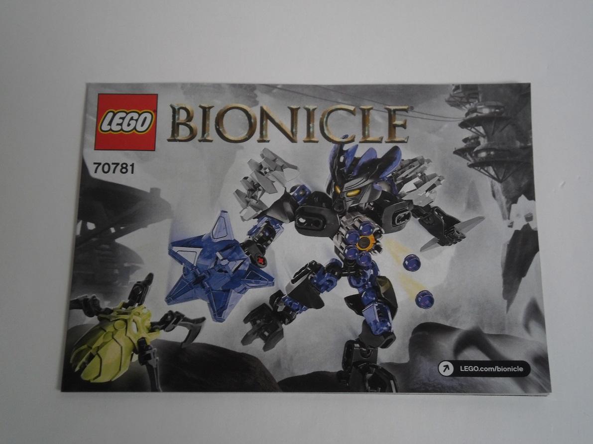 [Revue] LEGO Bionicle 70781 : Protecteur de la Terre Pb250029