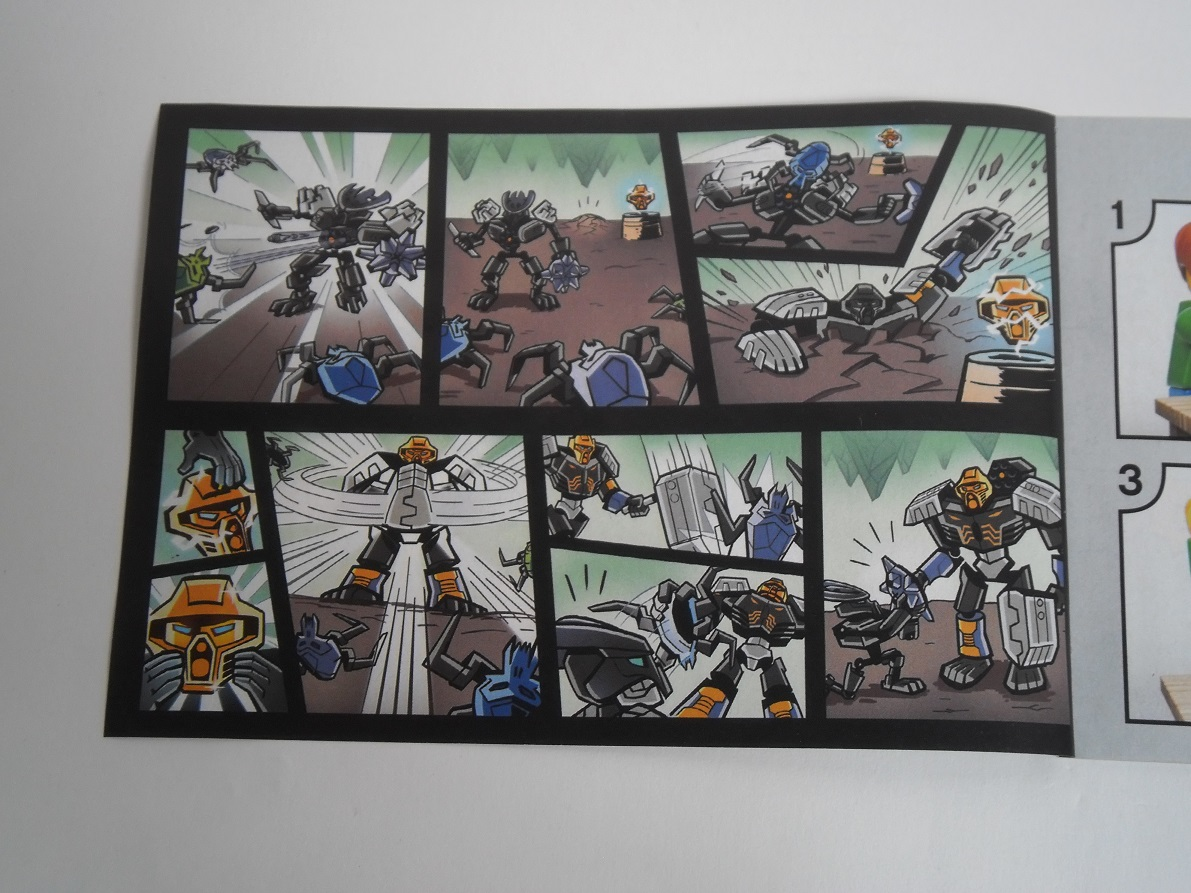 [Revue] LEGO Bionicle 70781 : Protecteur de la Terre Pb250034