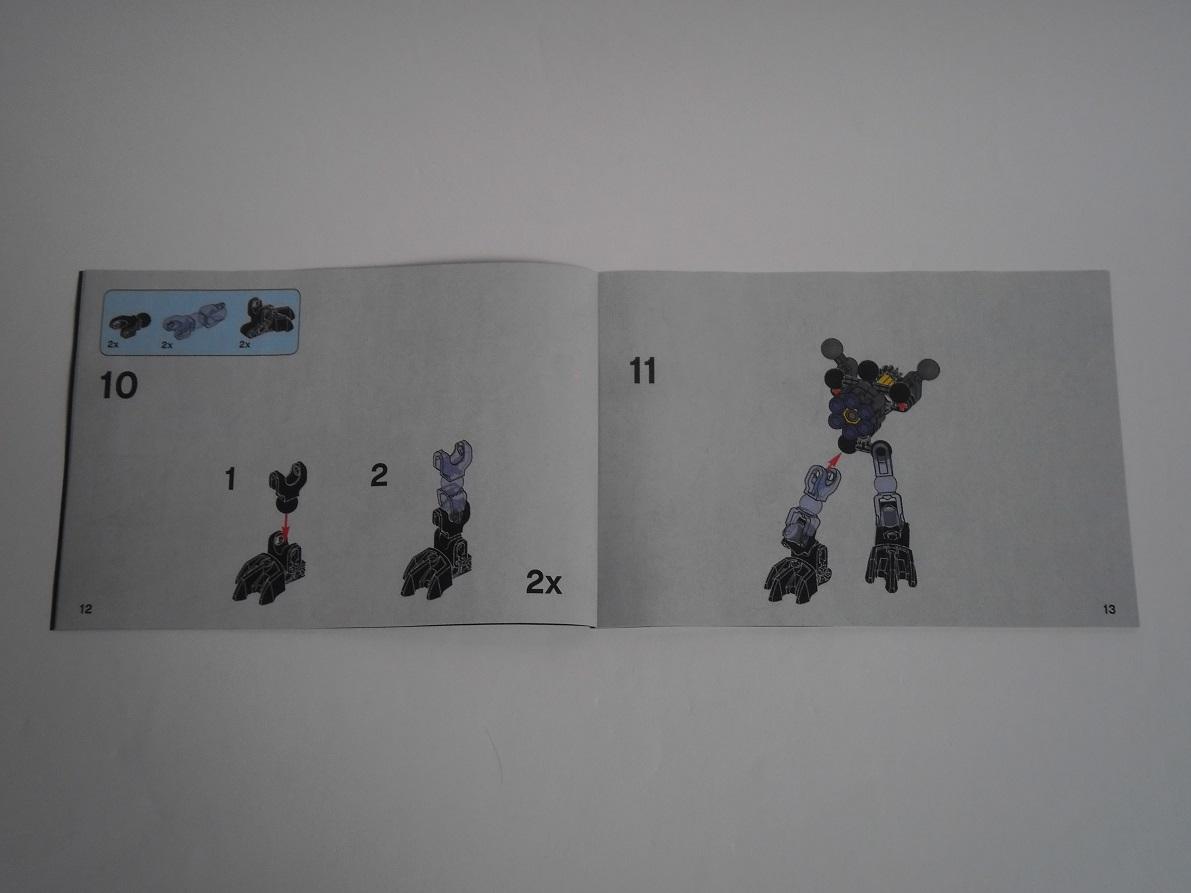 [Revue] LEGO Bionicle 70781 : Protecteur de la Terre Pb250036