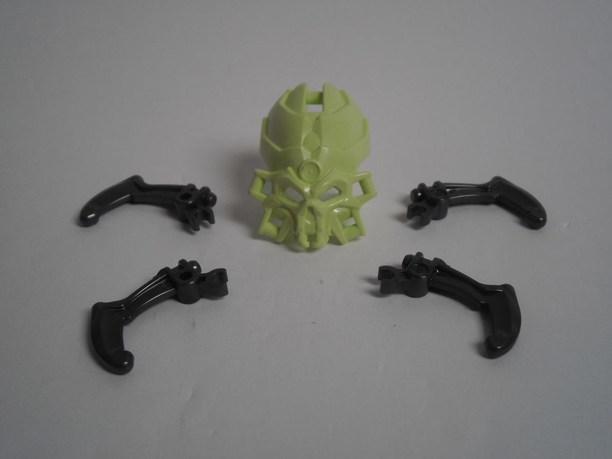 [Revue] LEGO Bionicle 70781 : Protecteur de la Terre Pb250091