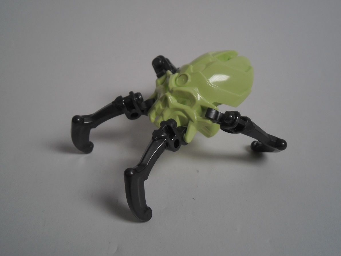 [Revue] LEGO Bionicle 70781 : Protecteur de la Terre Pb250094