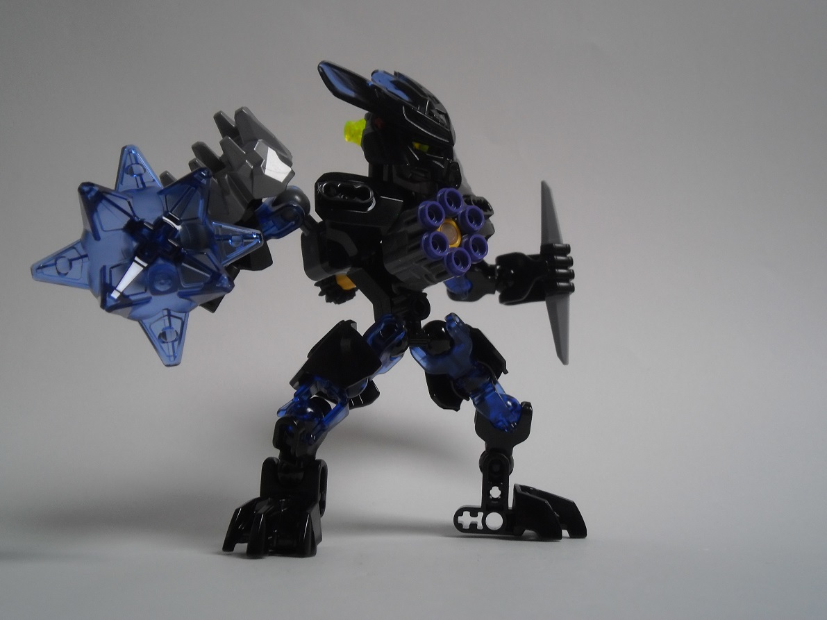 [Revue] LEGO Bionicle 70781 : Protecteur de la Terre Pb250103