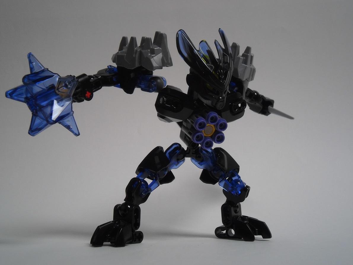 [Revue] LEGO Bionicle 70781 : Protecteur de la Terre Pb250106