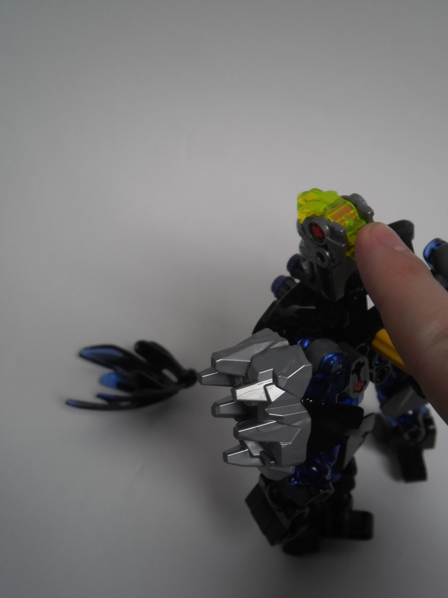 [Revue] LEGO Bionicle 70781 : Protecteur de la Terre Pb250107