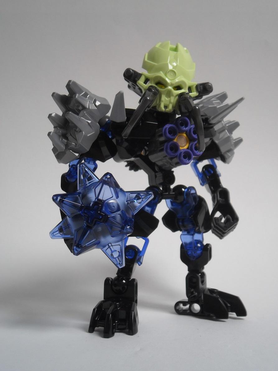 [Revue] LEGO Bionicle 70781 : Protecteur de la Terre Pb250109