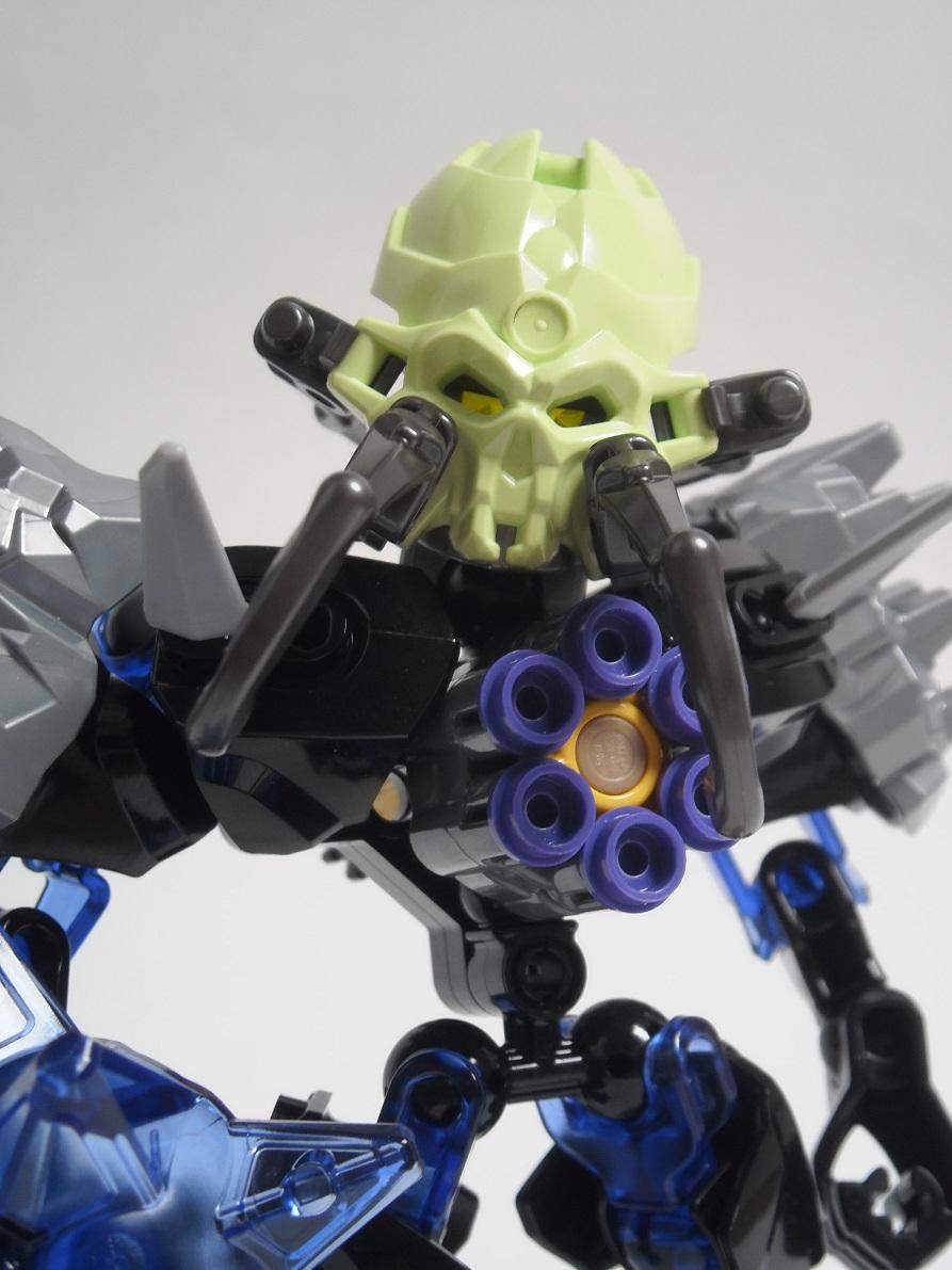 [Revue] LEGO Bionicle 70781 : Protecteur de la Terre Pb250113