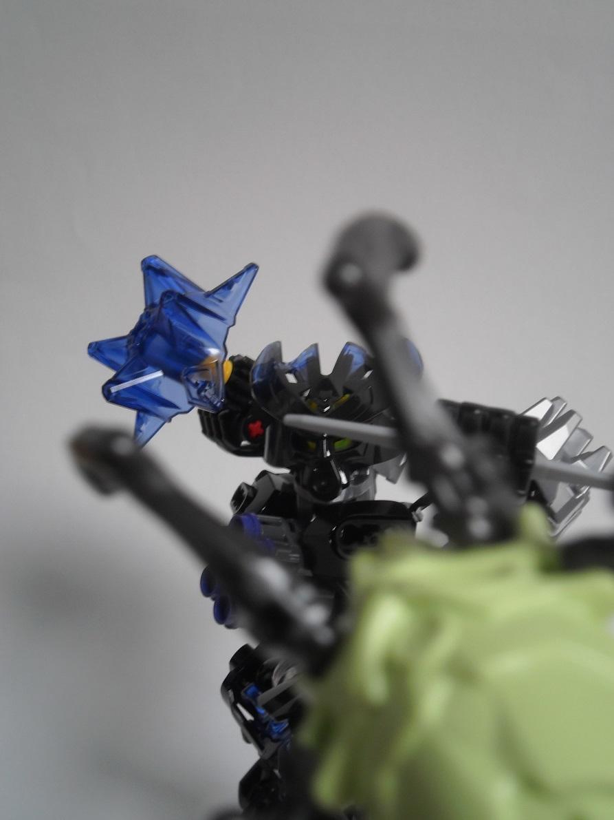 [Revue] LEGO Bionicle 70781 : Protecteur de la Terre Pb250119