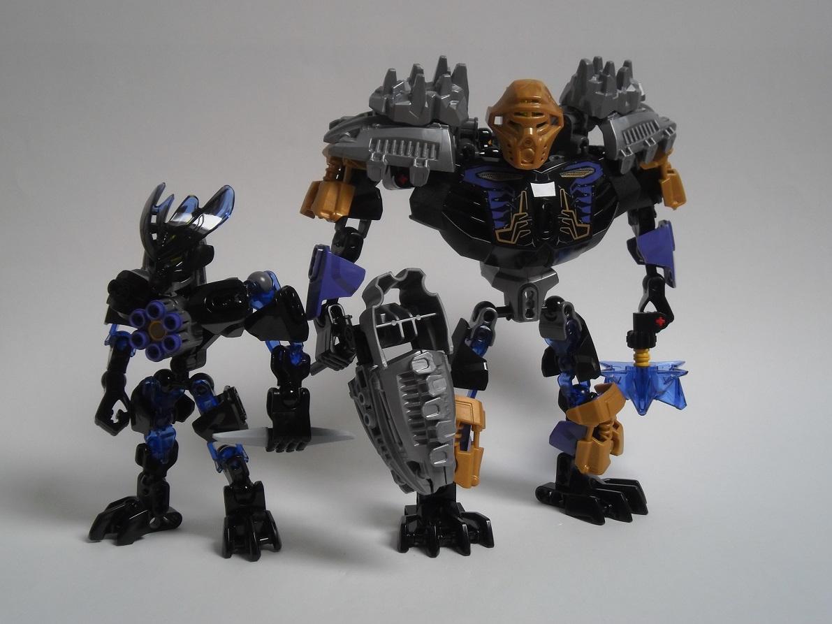 [Revue] LEGO Bionicle 70781 : Protecteur de la Terre Pb250121