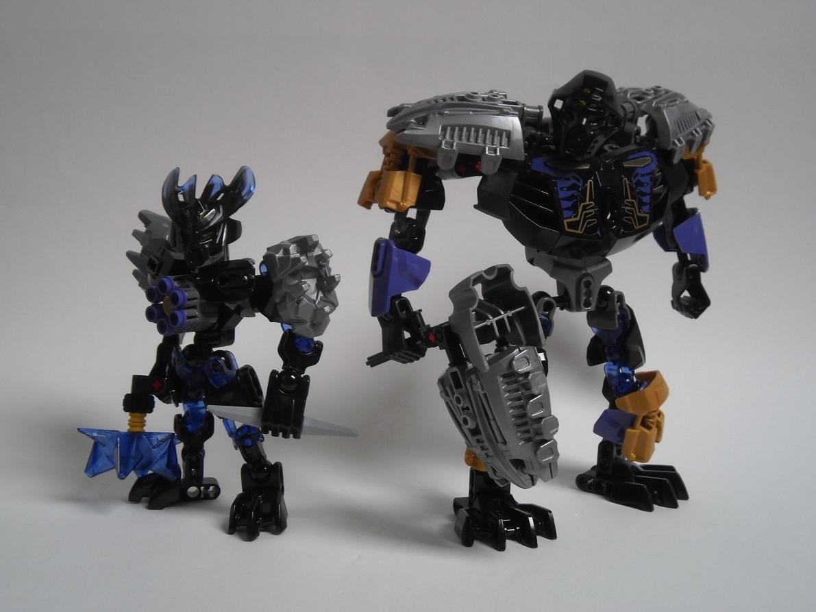 [Revue] LEGO Bionicle 70781 : Protecteur de la Terre Pb250127