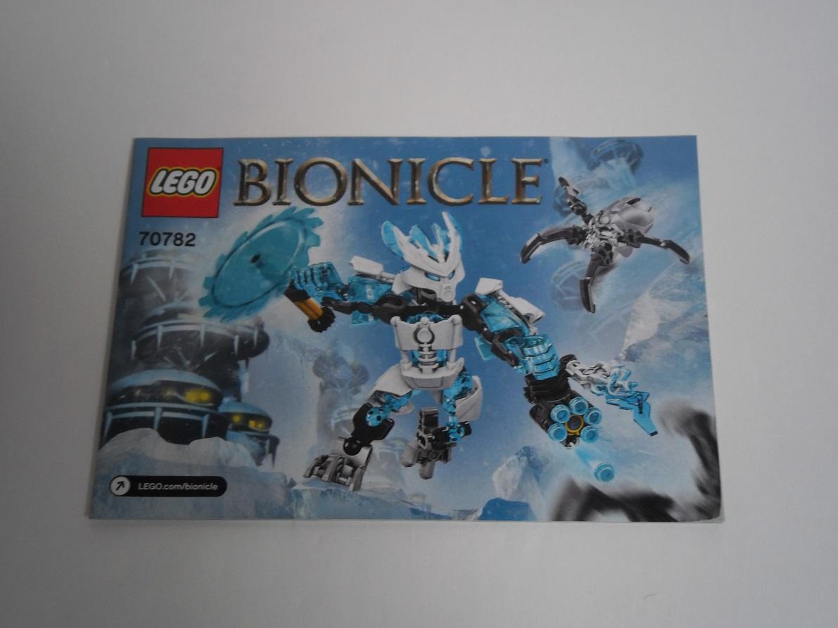 [Revue] LEGO Bionicle 70782 : Protecteur de la Glace Pb260026