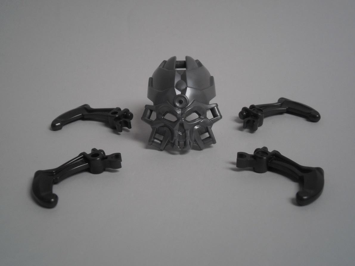 [Revue] LEGO Bionicle 70782 : Protecteur de la Glace Pb260052