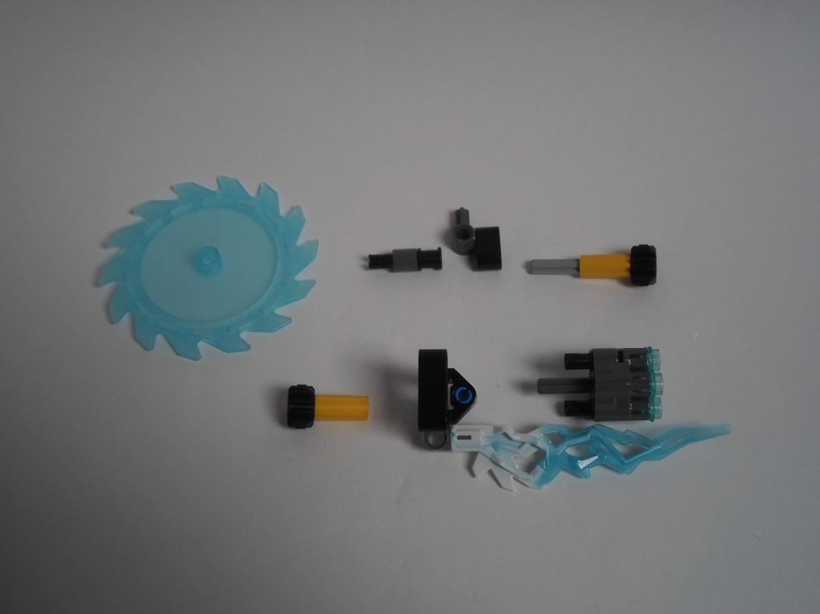 [Revue] LEGO Bionicle 70782 : Protecteur de la Glace Pb260089