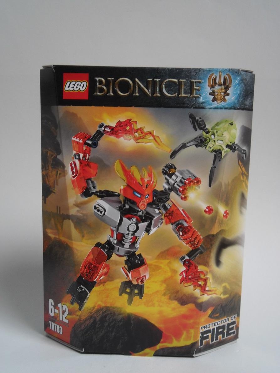[Revue] LEGO Bionicle 70783 : Protecteur du Feu Pb270017