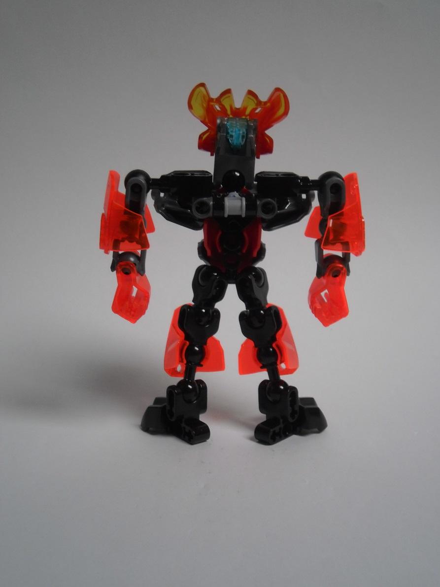 [Revue] LEGO Bionicle 70783 : Protecteur du Feu Pb270093