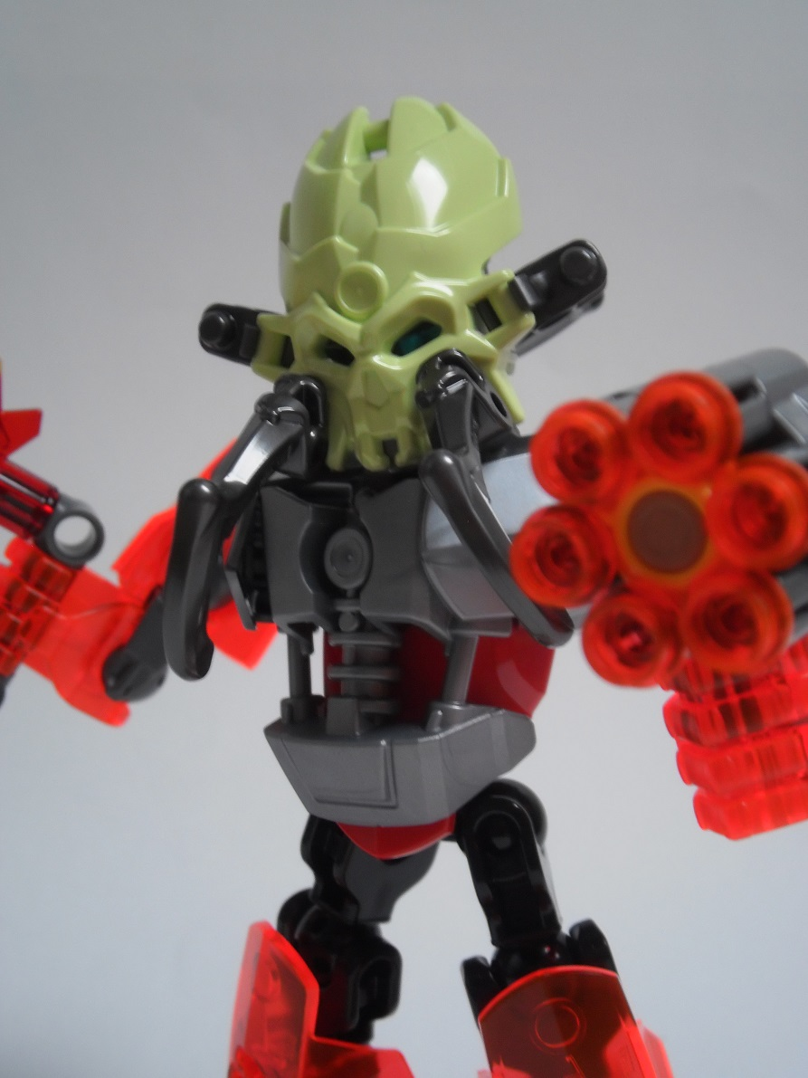 [Revue] LEGO Bionicle 70783 : Protecteur du Feu Pb270121