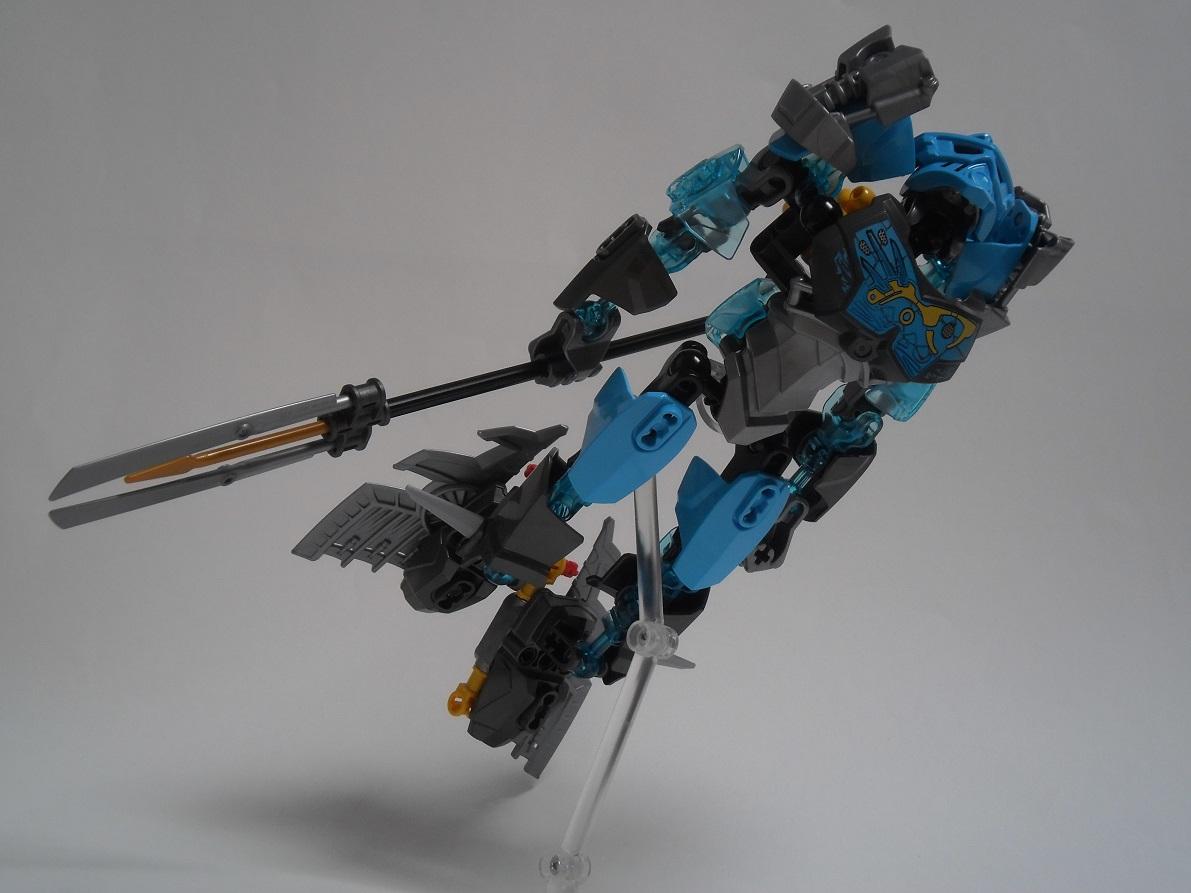 [Revue] LEGO Bionicle 70786 : Gali, Maitre de l'Eau 70786-gali