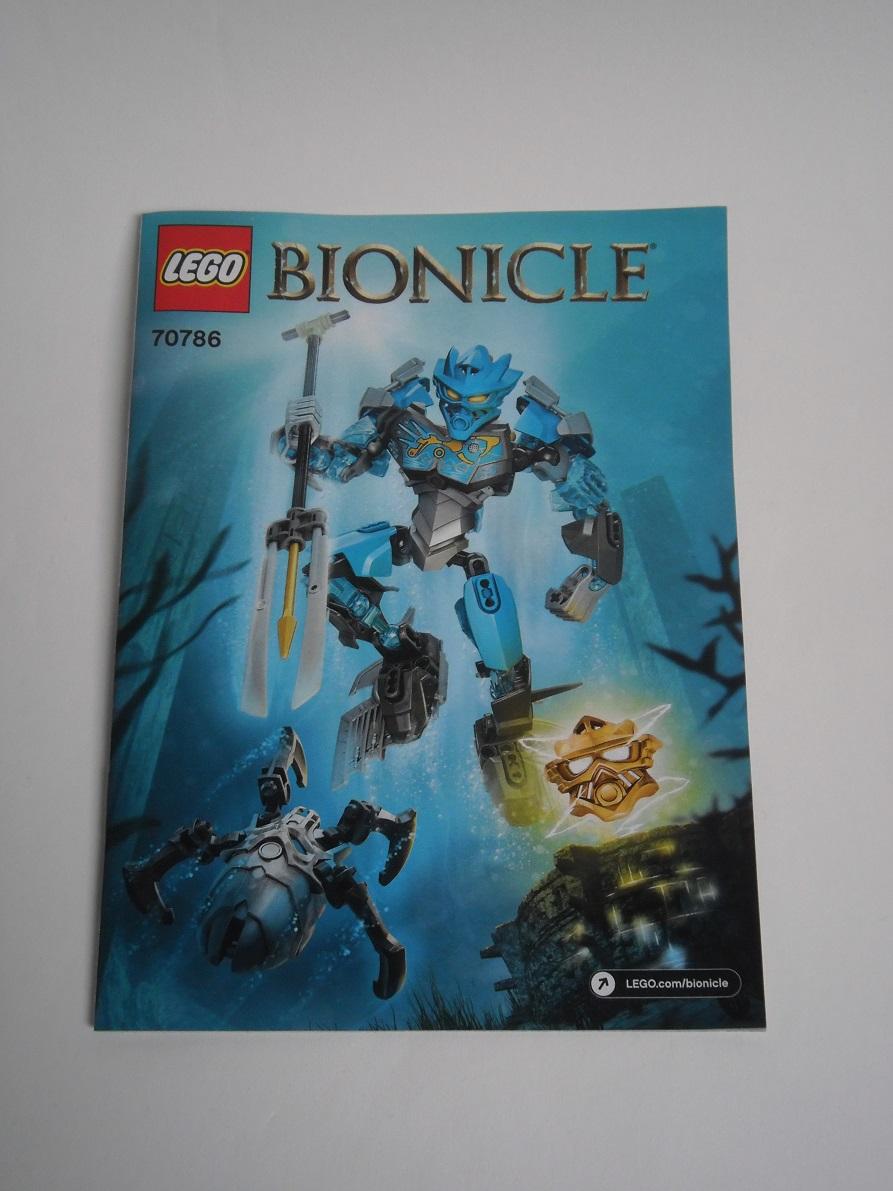 [Revue] LEGO Bionicle 70786 : Gali, Maitre de l'Eau Pb190023