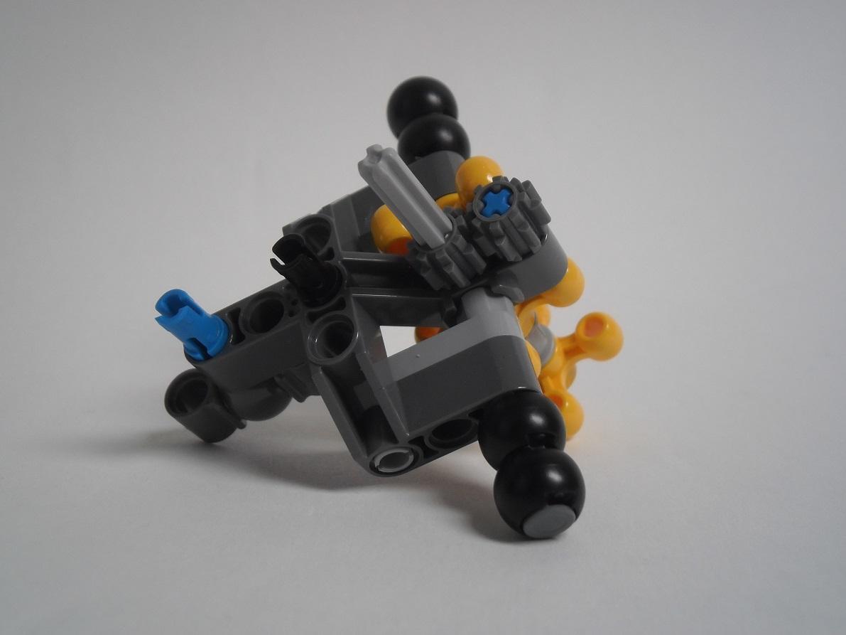 [Revue] LEGO Bionicle 70786 : Gali, Maitre de l'Eau Pb190067