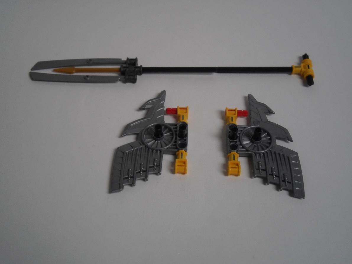 [Revue] LEGO Bionicle 70786 : Gali, Maitre de l'Eau Pb190110
